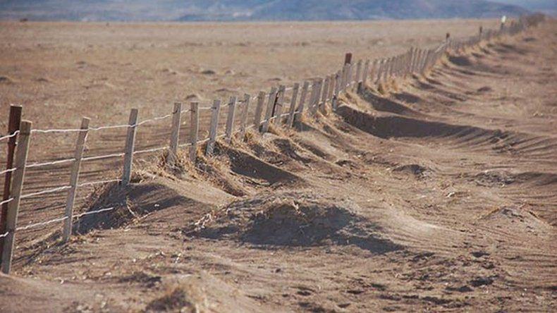 Provincias patagónicas enfrentan la peor sequía en 60 años