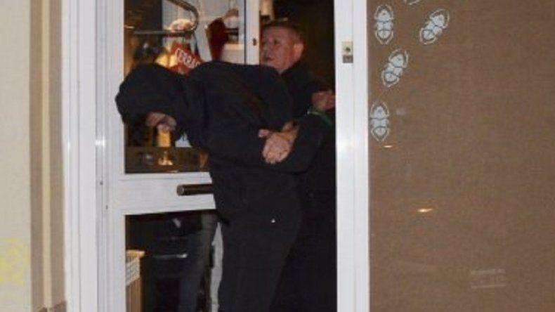Uno de los detenidos por el asalto a la tienda céntrica estudia ingeniería