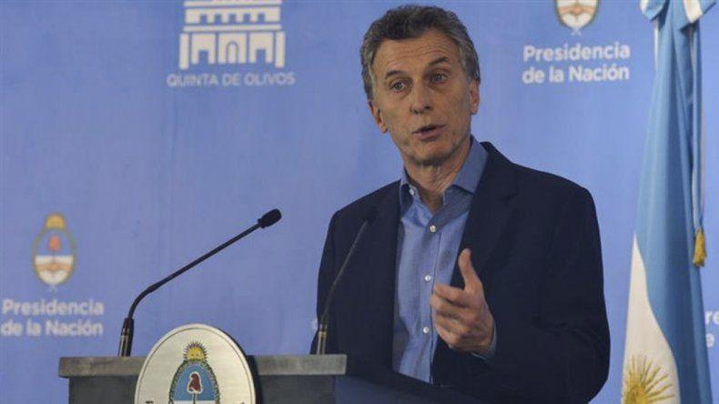 Macri reconoció que la pobreza cero no se alcanza en cuatro años