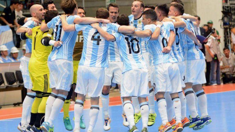 Histórico: Argentina venció al favorito Portugal y está en la final