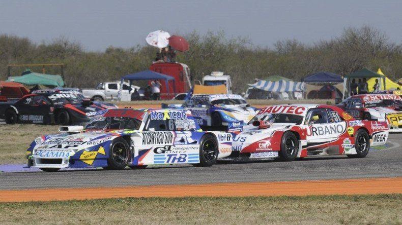 Marcelo Agrelo viene de ocupar el décimo puesto durante la primera fecha de la Copa de Plata que el TC Pista disputó en San Luis.