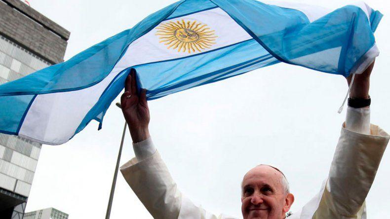 El Papa confirmó que no vendrá al país en 2017