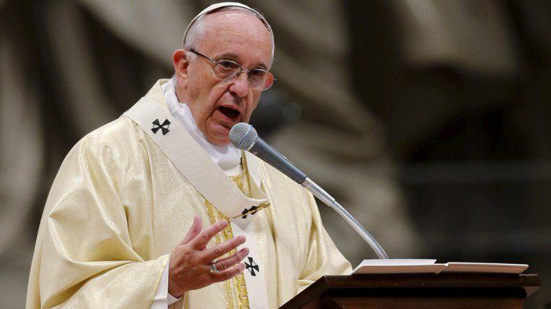 El Papa no viene en 2017 y pidió a los argentinos ponerse la Patria al hombro