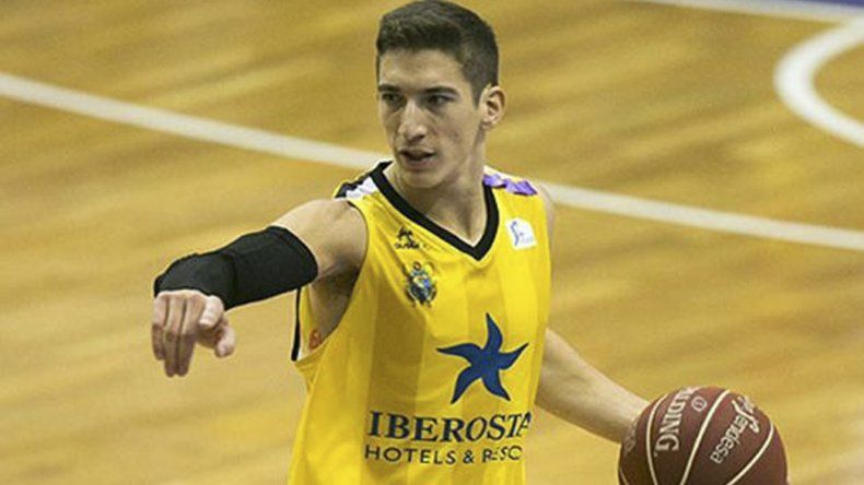Nicolás Richotti deberá estar inactivo por al menos dos meses a raíz de una lesión en su mano derecha.