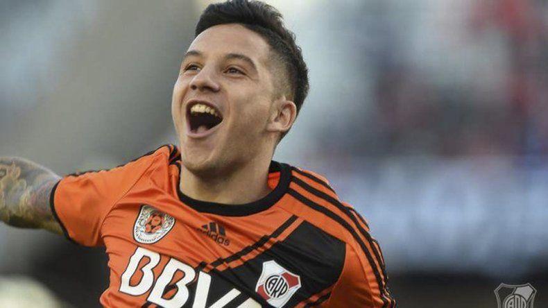Sebastián Driussi seguirá como titular en River y ocupará un lugar en la delantera millonaria.