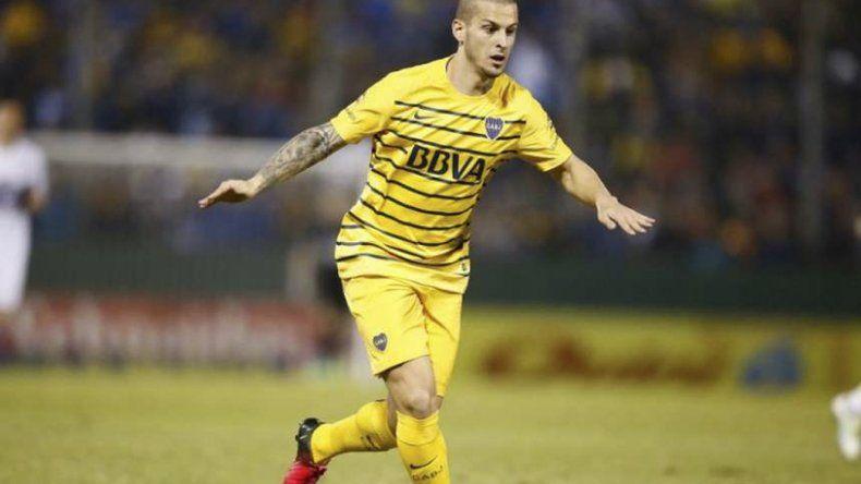 Darío Benedetto viene de marcar tres goles en la goleada de 4-1 ante Quilmes.