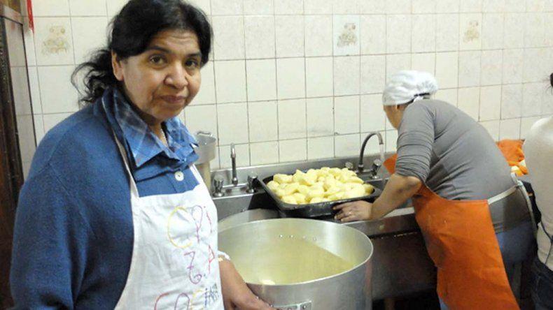 La dirigente social Margarita Barrientos le pidió al Gobierno que haga algo por los pobres.