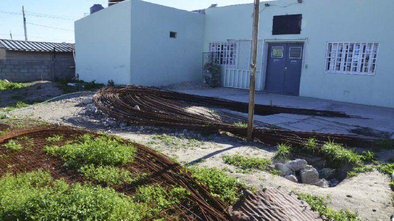 En la Vecinal del San Isidro Labrador triangularon el primer depósito