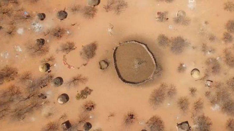 El drone que viajó por los cinco continentes