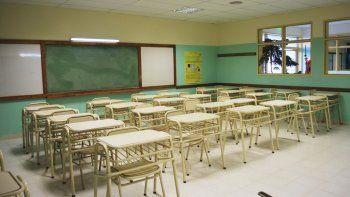 Este lunes bajó la adhesión al paro docente: fue del 21 por ciento