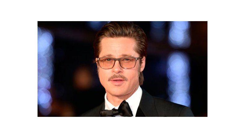 Llantos y el consuelo de mamá: cómo vive Brad Pitt su separación de Angelina Jolie