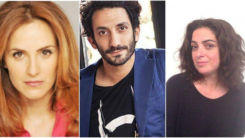 Julieta Díaz, Juan Minujín y Paola Barrientos estarán en el Festival de Cine