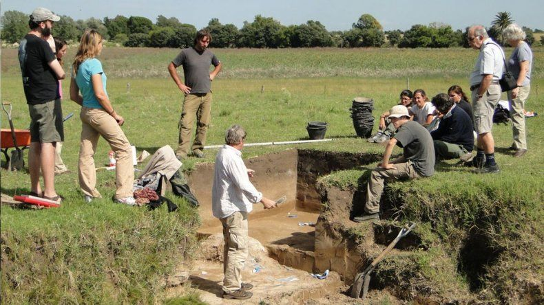 Confirman presencia humana en Argentina hace 14 mil años