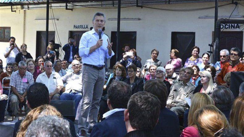 Macri visitó el Chaco y puso de relieve el camino que estamos arrancando en la Argentina.