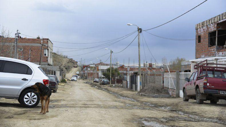 Por la calle Juan de Dios Trevisan circulará el servicio de recolección de residuos en el barrio Las Américas.