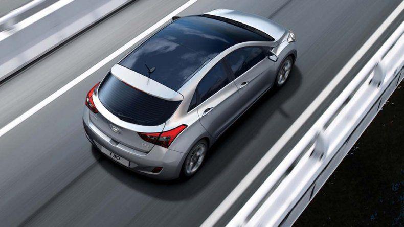 Hyundai presenta en Argentina el i30 MY2017