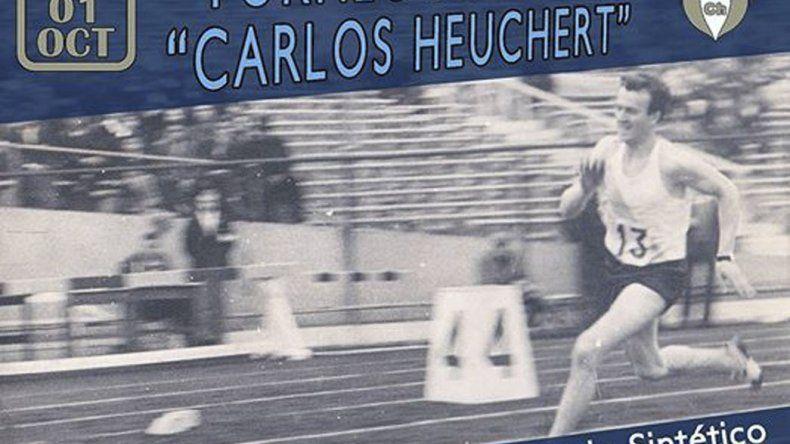 Carlos Heuchert, el As del sprint final