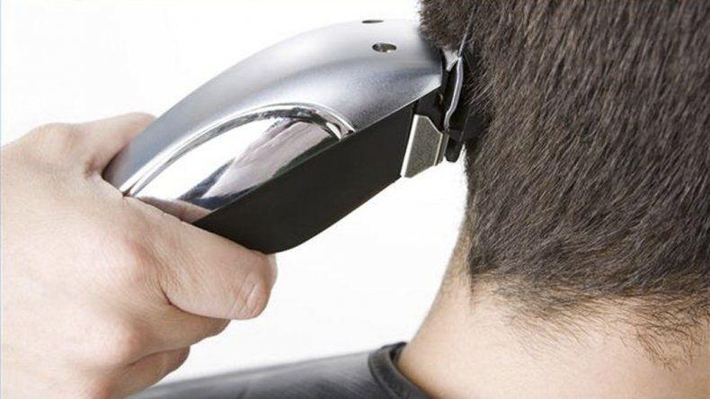 Al dueño de la casa vecina a la que robó le pidió que le cortara el pelo