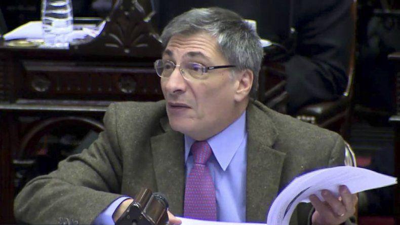 Héctor Tomas cuestionó las promesas de campaña incumplidas por el presidente Macri.