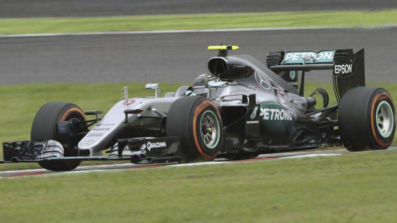 Nico Rosberg ganó en Suzuka y sueña con conquistar el título en la Fórmula 1.