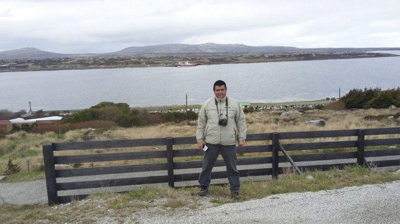 Los dos veteranos comodorenses ya están en Malvinas para cicatrizar sus historias