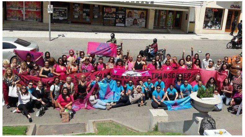 Comodoro estuvo presente en el 10° Encuentro Nacional de Personas Trans
