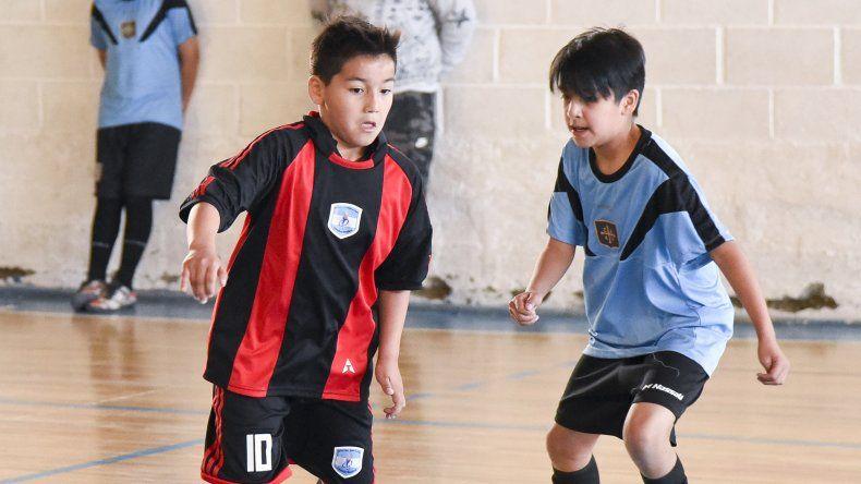 El fútbol de salón infantil de la CAI tuvo un domingo de muchos goles y este fin de semana se tomará un descanso.