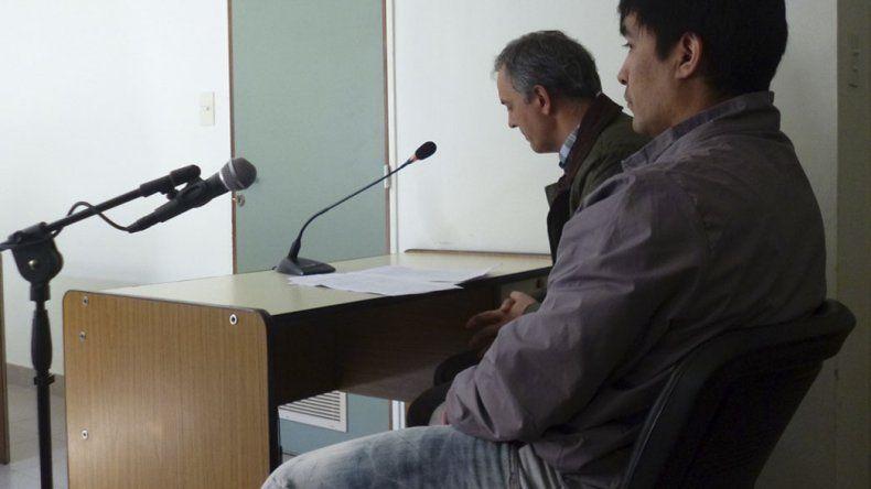 Sebastián Cárdenas reconoció su responsabilidad en el homicidio del Chino Díaz