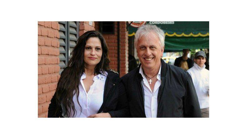 Cari y Andrés Nara esperan un hijo: se viene el hermano de Wanda y Zaira