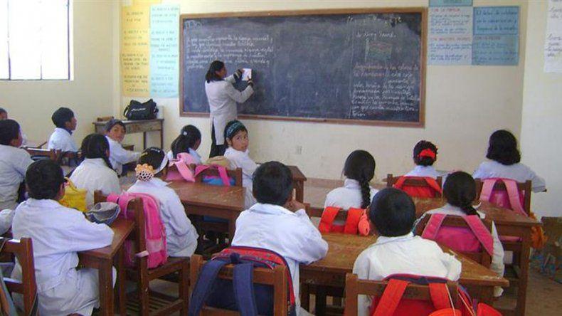 Rechazan la evaluación Aprender e incitan a los docentes y estudiantes a no participar