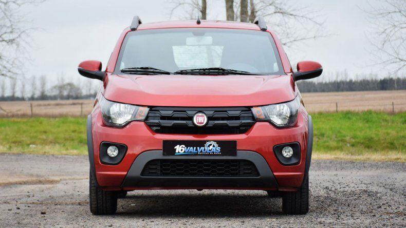 Prueba Fiat Mobi Way: la ciudad como destino