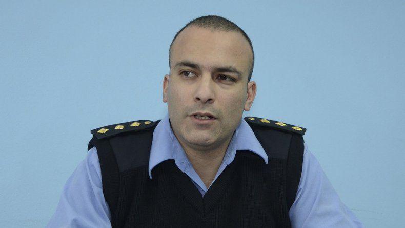 Policías subalternos reprocharon la tarea del segundo jefe de la alcaidía