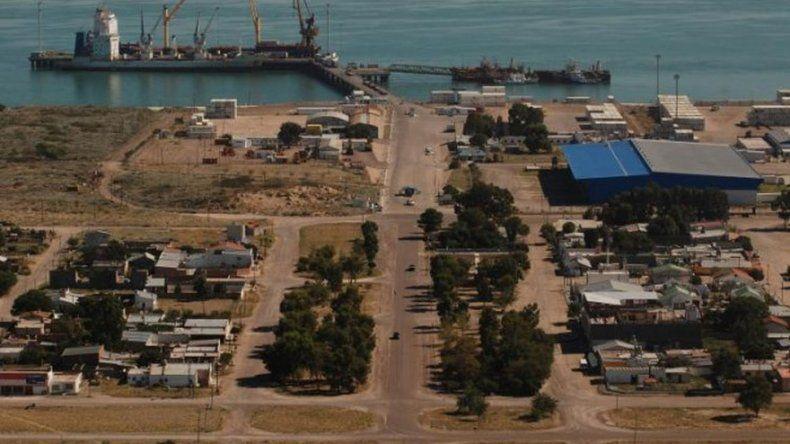 Detectaron efedrina en un puerto patagónico