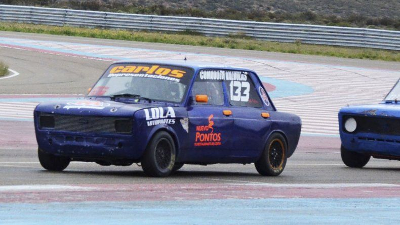 El 128 de Agustín Montecino fue el vencedor en una entretenida final a 14 giros.