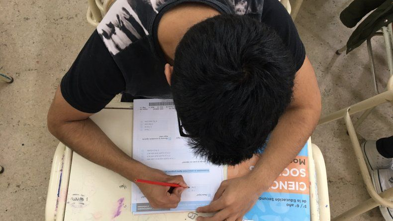 En Chubut cerca de 16.000 alumnos hicieron la evaluación