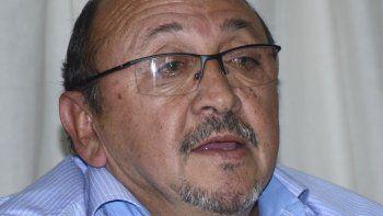 Alfredo Prior, vocal de SEROS en representación de los agentes activos del Estado provincial.