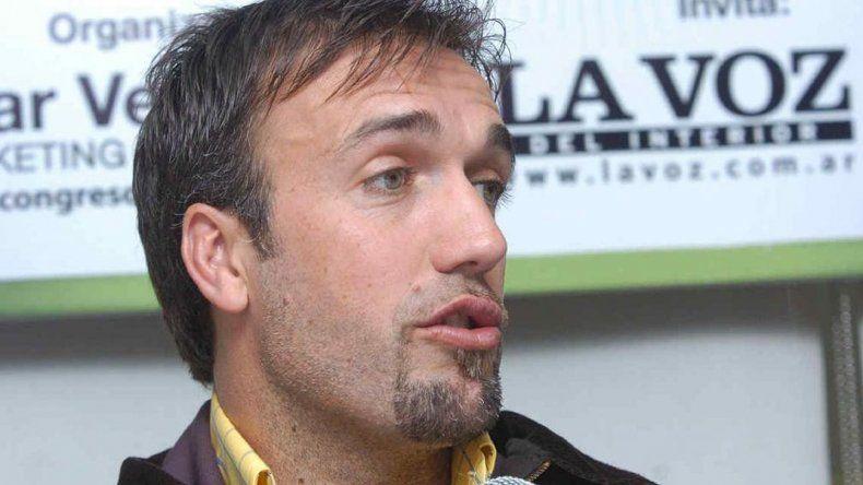 Batistuta: el tema de los proyectos fue un circo