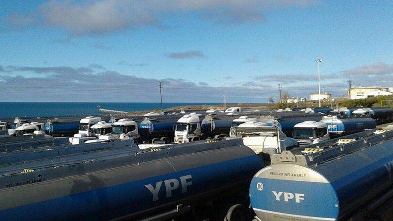 Se normalizó el abastecimiento de combustibles en Comodoro