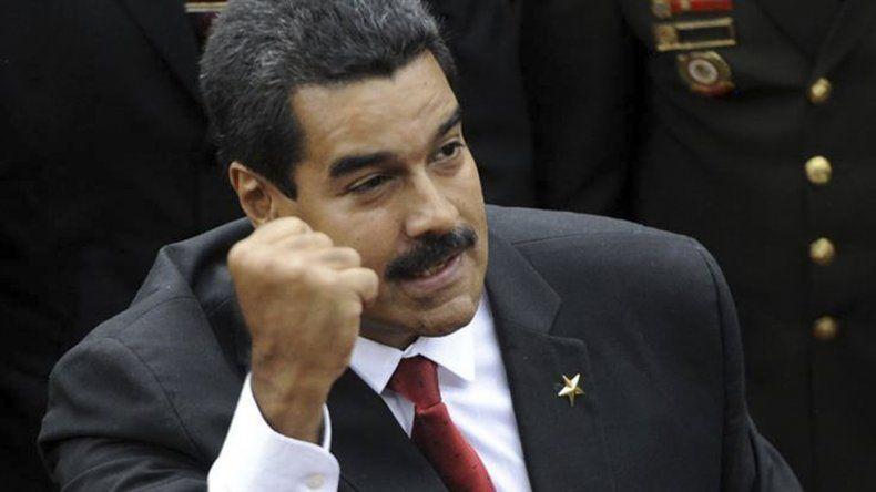Maduro no afrontará un referendo revocatorio por el momento.