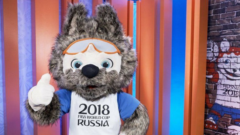 Presentaron a Zabivaka, la mascota oficial del Mundial de ...