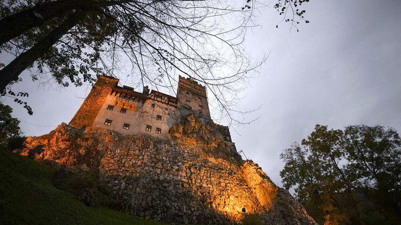 Una noche en el castillo de Drácula