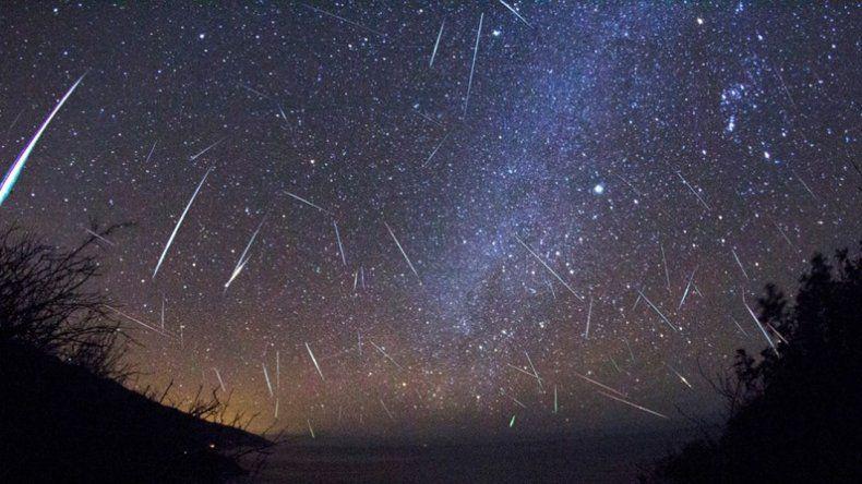 Lluvia de estrellas ¿cómo hacer para verla?