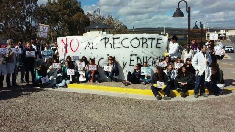 Trabajadores del Conicet se expresaron contra el ajuste ante la llegada de Sturzenegger