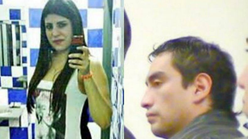 Nahír Quinteros se casó esta tarde con otro preso acusado de homicidio