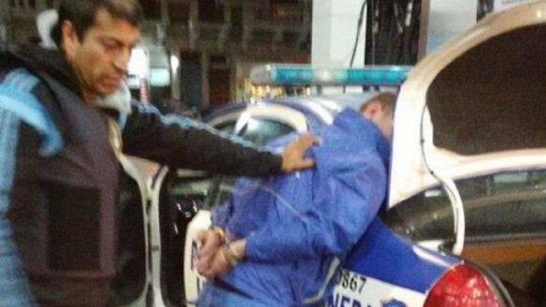 Cayó banda de policías que usaban los patrulleros para distribuir droga