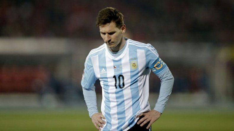 ¿Argentina fuera del Mundial?