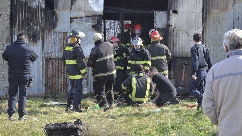 Niño de 8 años murió  al incendiarse su casa
