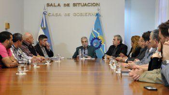 Das Neves valoró la cantidad de obras que obtuvo Chubut en el Presupuesto Nacional 2017 que se tratará hoy, pero advirtió que el resto las vamos a pelear en el recinto.