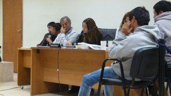 Al menor de los implicados en el crimen de Barra lo beneficiaron con prohibición de contacto y acercamiento a los testigos.