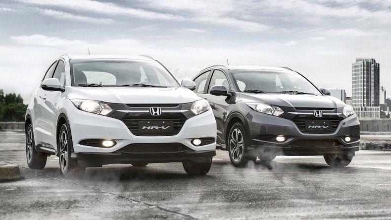 Lanzamiento: Honda HR-V 2017